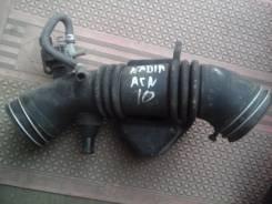 Патрубок воздухозаборника. Toyota Nadia, ACN10H, ACN10 Двигатель 1AZFSE