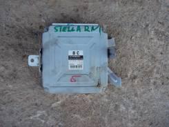 Блок управления двс. Subaru Stella