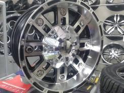 Sakura Wheels 9134. 9.0x18, 6x139.70, ET15