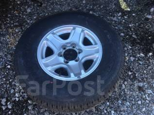 Запаска Toyota Land Cruiser Prado. x16 6x139.70