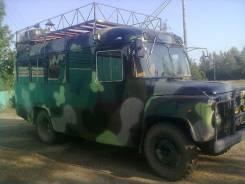КАвЗ. Продаётся автобус КВЗ баня на колёсах., 2 200куб. см., 5 мест. Под заказ