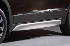 Накладка на порог. Suzuki SX4
