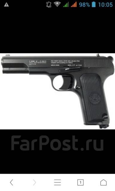 Оружие пневматическое. Под заказ