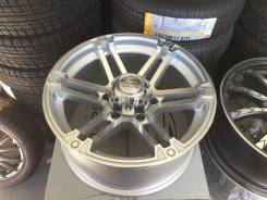 Sakura Wheels. 8.0x17, 6x139.70, ET10, ЦО 110,5мм.