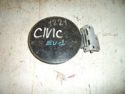 Лючок топливного бака. Honda Civic, EU1 Двигатель D15B