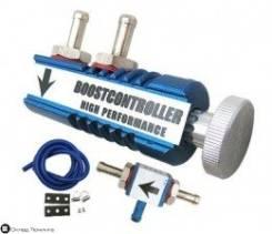 Буст контроллер механический (синий)