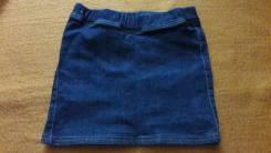 Платья джинсовые. Рост: 116-122 см