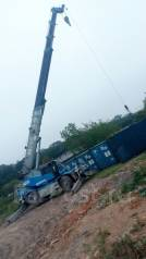 Komatsu LW250. Автокран, 187 куб. см., 25 999 кг.