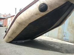 Аква. длина 350,00м., двигатель подвесной