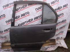 Дверь боковая. Toyota Corsa, EL41