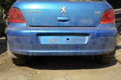 Бампер. Peugeot 307, 3A/C, 3A, C