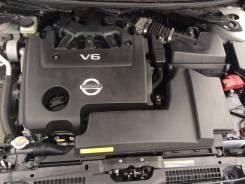 Крепление капота. Nissan Teana Двигатель VQ25DE