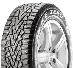 Pirelli Winter Ice Zero. Зимние, шипованные, 2016 год, без износа, 4 шт. Под заказ