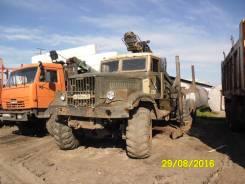 Краз 255. КРАЗ с гидроманипулятором, 11 200 куб. см., 11 700 кг.