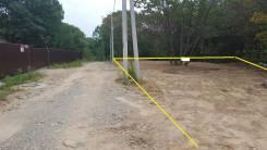 Продам участок под строительство п. Новый 15 сот Бархатная. 1 500 кв.м., собственность, электричество, вода, от агентства недвижимости (посредник)