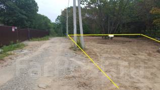 Продам участок под строительство п. Новый 15 сот Бархатная. 1 500кв.м., собственность, от агентства недвижимости (посредник)