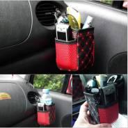 Органайзер на дефлектор в авто