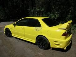 Обвес кузова аэродинамический. Honda Torneo