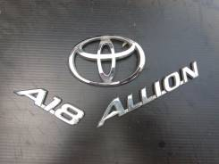 Эмблема. Toyota Allion, ZZT240, ZZT245