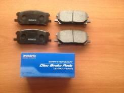 Колодка тормозная. Nissan: Stagea, Infiniti M35/45, 350Z, Stagea Ixis 350S, Murano, Skyline, X-Trail, Elgrand, Teana Infiniti EX35 Infiniti EX37 Двига...