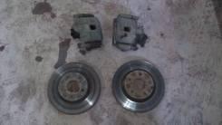 Рабочая тормозная система. Subaru Impreza, GG2 Двигатель EJ152