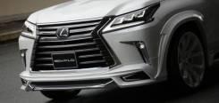 Обвес кузова аэродинамический. Lexus LX450d Lexus LX570. Под заказ