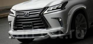 Спойлер. Lexus LX570 Lexus LX450d, URJ200 Двигатель 1VDFTV. Под заказ