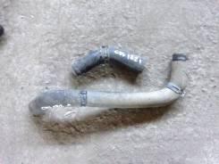 Патрубок радиатора. Toyota Crown, GRS182 Двигатели: 3GRFSE, 3GRFE