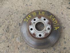 Диск тормозной. Toyota Nadia, SXN10
