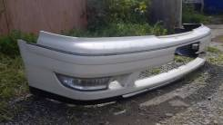 Бампер с вырезом под куллер Mark 2 GX JZX 100. Toyota Mark II, JZX100