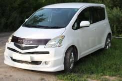Дефлектор капота. Toyota Ractis, NCP100, NCP105, SCP100 Двигатели: 1NZFE, 2SZFE
