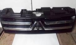 Решетка радиатора. Mitsubishi Pajero, V75W, V68W, V60, V73W, V65W, V78W, V63W Двигатели: 6G74, 4M41, GDI, 6G72, DI