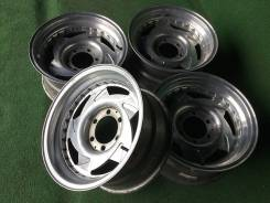 Centerline Wheels. 8.0x16, 6x139.70, ET0, ЦО 108,0мм.