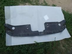 Молдинг решетки радиатора. Mazda CX-5