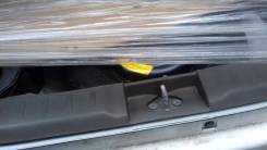 Панель замка багажника. Suzuki Alto, HA25S, HA25V