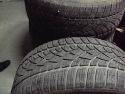 Dunlop SP Winter Sport. Зимние, без шипов, износ: 50%, 4 шт