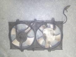 Вентилятор охлаждения радиатора. Nissan Prairie Joy, PM11 Двигатель SR20DE