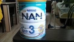 Детское питание NAN 3 800г.
