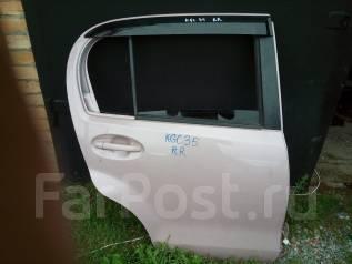 Дверь боковая. Toyota Passo, KGC35