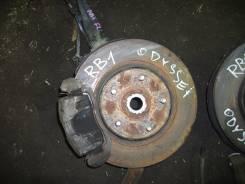 Диск тормозной. Honda Crossroad, DBA-RT1 Honda Odyssey, DBA-RB4, DBA-RB3, DBA-RB2, DBA-RB1, UA-RB1, UA-RB2