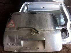 Крышка багажника. Nissan Note