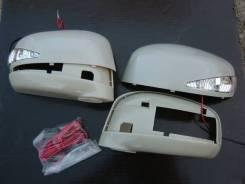 Корпус зеркала. Nissan Tiida, JC11, SC11, NC11 Nissan Latio. Под заказ