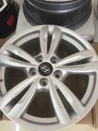 Hyundai. 6.5x17, 5x114.30, ET48, ЦО 67,1мм.