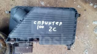 Корпус воздушного фильтра. Toyota Sprinter, AE100 Двигатель 2C
