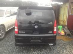 Дверь багажника. Nissan Serena, TNC24, RC24, TC24 Двигатели: QR20DE, QR25DE