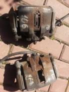 Суппорт тормозной. Honda Civic Honda Integra, DB6, DA6, DB8, DA8, E-DC1, DC2, GF-DC2, E-DB6, E-DA6, E-DB8, E-DA8, GF-DB8, GF-DB6, DA5, DB7, DA7, DB9...