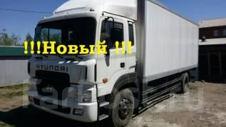 Hyundai HD170. Новый грузовик от официального дилера Hyundai Truck&Bus в г. Иркутск, 11 143 куб. см., 10 000 кг.