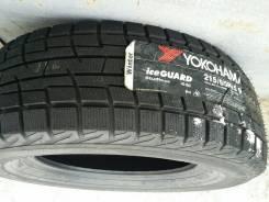 Yokohama Ice Guard IG30. Зимние, без шипов, 2011 год, без износа, 4 шт