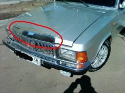 Дефлектор капота. ГАЗ 3102 Волга