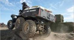 Polaris Sportsman Big Boss 6x6 800. исправен, есть птс, без пробега